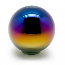 BLOX Racing hlavice řadící páky 490™ Spherical - Limited Neo Chrome