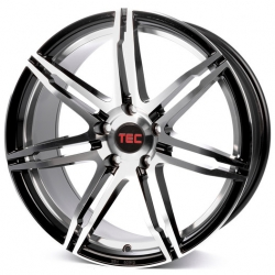 TEC Speedwheels alu kolo GT2 Evo Black Polished