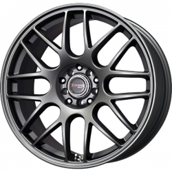 Alu kolo 18x8 Drag DR-34 Charcoal Grey