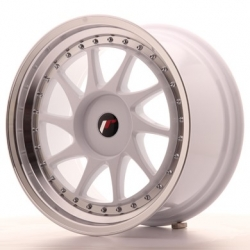 Japan Racing JR26 White - 18x9,5