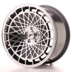 Japan Racing JR14 - 17x8,5 Black Mach