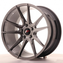 Japan Racing JR21 - 19x9,5 ET35 5x120 Hiper Black