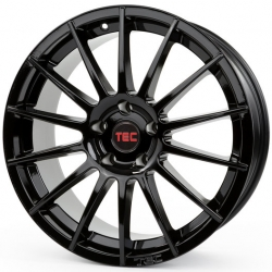 TEC Speedwheels alu kolo AS2 Black