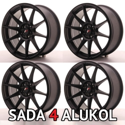 Japan Racing JR11 - 18x8,5 ET35 5x100/120 - SADA 4 ALUKOL