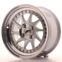 Japan Racing JR26 - 15x8 Mach Silver