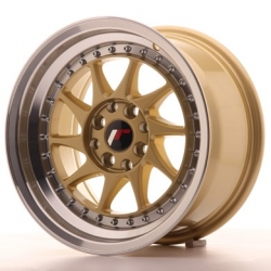 Japan Racing JR26 - 15x8 ET25 4x100/108 Gold