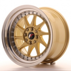 Japan Racing JR26 - 16x9 ET20 4x100/108 Gold