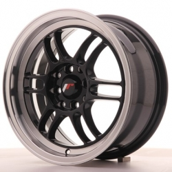 Japan Racing JR7 - 15x7 ET38 4x100/114,3 Gloss Black