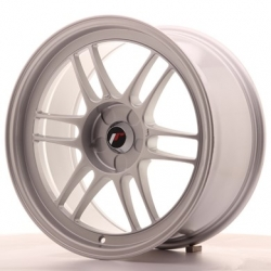 Japan Racing JR7 - 18x9 ET35 5x100 - 5x120 Silver