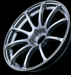 Advan Racing alu kolo RS - 18x9 5x114,3 ET29 Silver