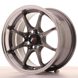 Japan Racing JR5 15x8 ET28 4x100, barva Gun Metal