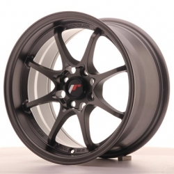 Japan Racing JR5 15x8 ET28 4x100, barva Matt GM