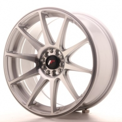 Japan Racing JR11 - 18x8,5 ET30 5x114,3/120, barva Silver Machined