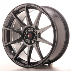 Japan Racing JR11 - 18x8,5 ET30 5x114,3/120, barva Dark Hiper Black
