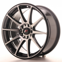 Japan Racing JR11 - 18x8,5 ET30 5x114,3/120, barva Black Machined