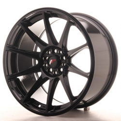 Japan Racing JR11 - 18x9,5 ET22 5x114,3/120, barva Glossy Black