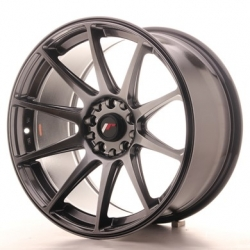 Japan Racing JR11 - 18x9,5 ET22 5x114,3/120, barva Dark Hiper Black