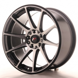 Japan Racing JR11 - 18x9,5 ET22 5x114,3/120, barva Black Machined