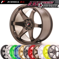 Japan Racing JR3 - 15x7 ET40 4x100/114,3
