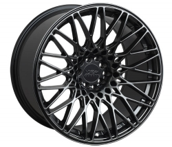 XXR 553 Chromium Black
