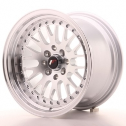 Japan Racing JR10 - 15x9 ET10 4x100/108 Mach Silver
