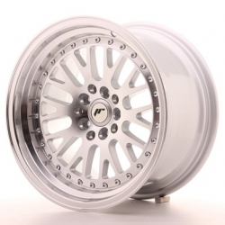 Japan Racing JR10 - 16x9 ET10 5x100/114,3 Mach Silver