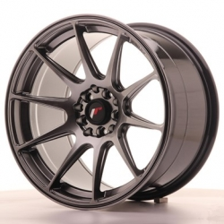 Japan Racing JR11 - 17x9,75 ET30 5x100/114,3, barva Hiper Black