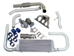 CXRacing turbo kit T3 T04E - Honda Civic / Integra B16 B18 (88 - 00)