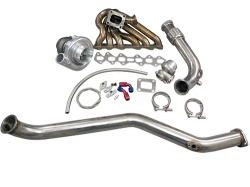 CXRacing Single Turbo kit V2 - Toyota Supra MK4 2JZ-GTE (93 - 02)