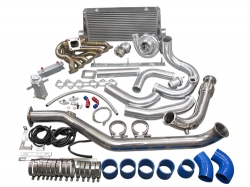 CXRacing Single Turbo kit V3 - Toyota Supra MK4 2JZ-GTE (93 - 02)
