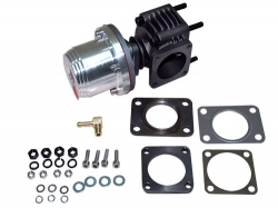 CXRacing 50mm turbo wastegate - Toyota Supra MK4 2JZ (93 - 98)