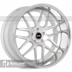 "XXR 526 alu kolo 20"" - 11x20 5x114,3 ET 11 Machined/Silver"