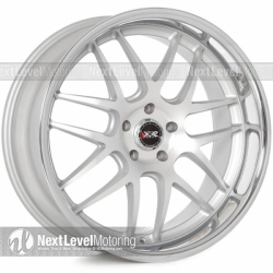 "XXR 526 alu kolo 20"" - 9x20 5x114,3 ET 13 Machined/Silver"