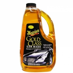 Meguiar's Gold Class Car Wash Shampoo & Conditioner - Autošampon s kondicionérem (1892ml)
