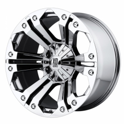 XD Series Monster Chrome alu kolo pro Dodge RAM - 20x9 5x139.7 ET18