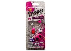 DRIVEN Osvěžovač vzduchu HandStands Hearts and Skulls Charm, vůně Driven - Driven Girl