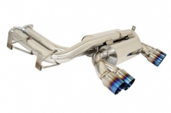 Megan Racing axle-back výfuk Burnt - BMW M3 E46 (99 - 05)