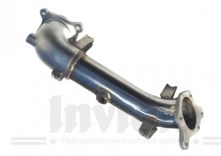 Invidia downpipe dekat - Honda Civic Type-R FK8 (17+)