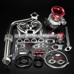 DNA Turbo Kit Stage II T04 Ram Horn - Honda Civic / Del Sol D15 D16