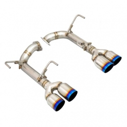 Greddy Remark axle-back výfuk Muffler Delete Burnt - Subaru WRX STI Sedan (2015+)