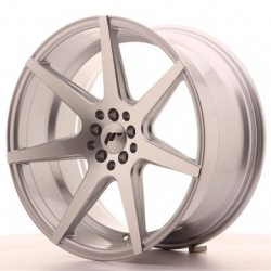 Japan Racing JR20 - 19x9,5 ET35 5x100/120, barva Silver Machined