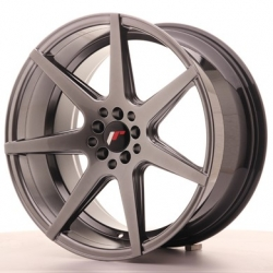 Japan Racing JR20 - 19x9,5 ET35 5x100/120, barva Hiper Black