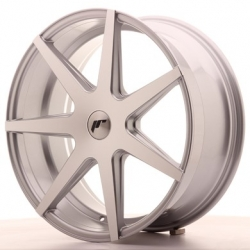 Japan Racing JR20 - 20x8,5 ET40 5x108 - 5x130, barva Silver Machined