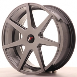 Japan Racing JR20 - 20x8,5 ET40 5x108 - 5x130, barva Hiper Black