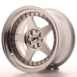 Japan Racing JR6 - 17x10 ET20 4x100/114,3 Mach Silver