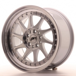 Japan Racing JR26 - 17x9 ET20 Mach Silver