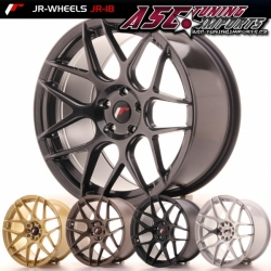 Japan Racing JR18 - 18x7,5 ET25 - 40 4x100 - 4x114,3 a 5x100 - 5x120