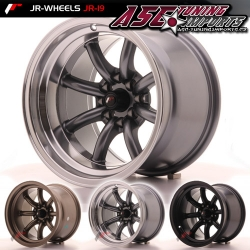 Japan Racing JR19 - 15x9 ET-13 4x100/108