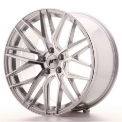 Japan Racing JR28 - 19x9,5 Silver Machined