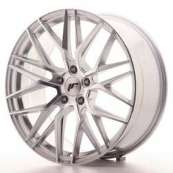 Japan Racing JR28 - 20x8,5 Silver Machined